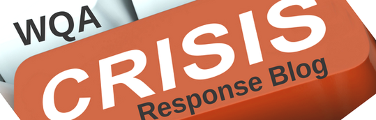 WQA Crisis Response Blog